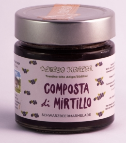 COMPOSTA DI MIRTILLO